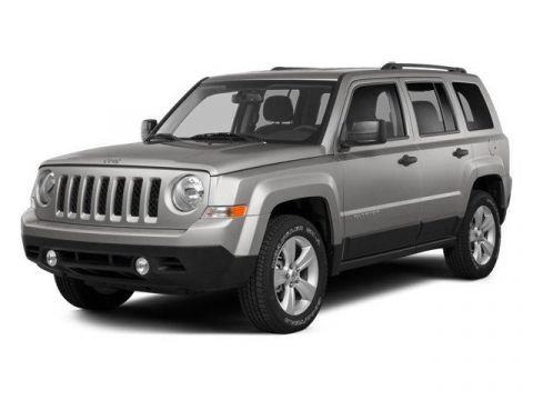 PRE-OWNED 2014 JEEP PATRIOT 4WD 4DR LATITUDE 4WD