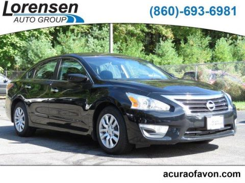 PRE-OWNED 2015 NISSAN ALTIMA 4DR SDN I4 2.5 S FWD 4DR CAR