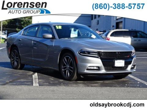 PRE-OWNED 2018 DODGE CHARGER GT AWD AWD