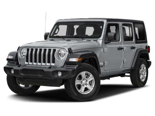 New 2020 JEEP Wrangler Recon