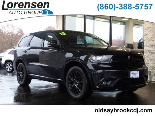 Pre-Owned 2015 Dodge Durango AWD 4dr Limited