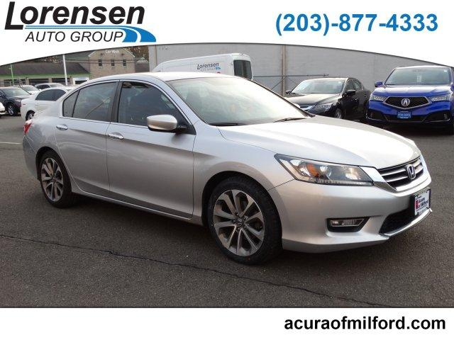 Pre Owned 2013 Honda Accord 4dr I4 Cvt Sport Pzev 4dr Car In Old