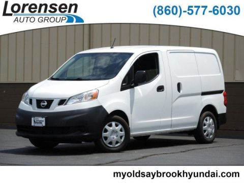 Pre-Owned 2016 Nissan NV200 I4 S