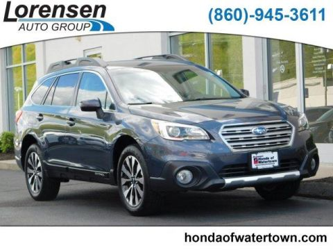 Pre-Owned 2016 Subaru Outback 4dr Wgn 2.5i Limited PZEV