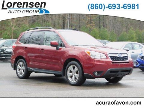 Pre-Owned 2014 Subaru Forester 4dr Auto 2.5i Limited PZEV